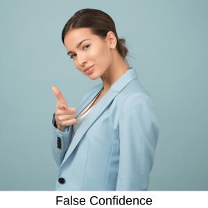 False Confidence Power Word